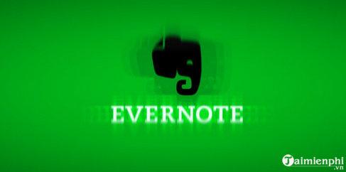 Cảnh báo lỗ hổng bảo mật nghiêm trọng trong Evernote làm rò rỉ dữ liệu nhạy cảm người dùng