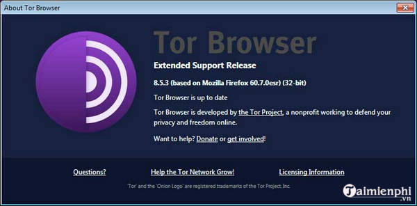 tor browser 8 5 3 va lo hong bao mat zero day tren firefox