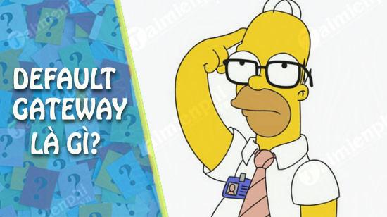 default gateway la gi cach xem default gateway cua modem wifi vnpt fpt viettel
