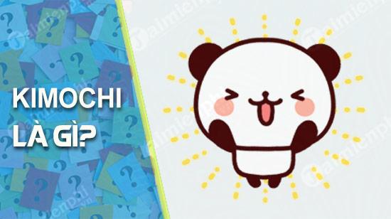 kimochi nghia la gi