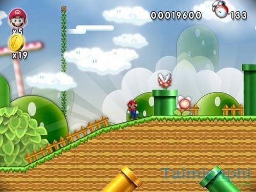 Top game huyền thoại mario, bắn gà, Pikachu, cờ tướng, đua xe