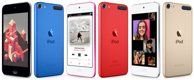 ipod touch 2019 la gi co gi noi bat