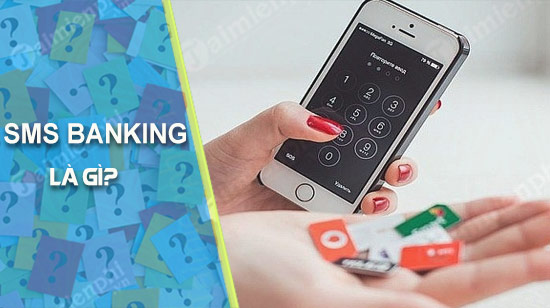 sms banking la gi