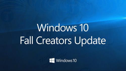 dieu can luu y truoc khi nang cap windows 10 fall creators update