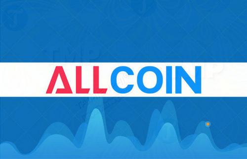 allcoin san giao dich tien dien tu va bitcoin hang dau