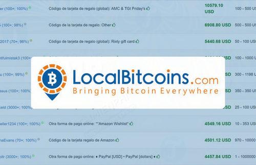 local bitcoins san giao dich mua ban bitcoin tin cay