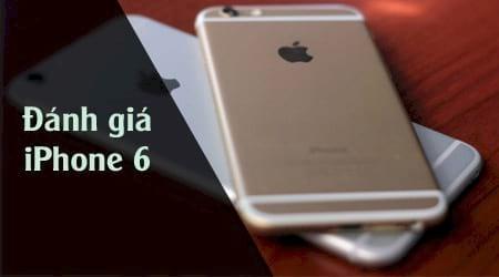 danh gia iphone 6