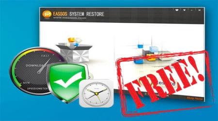giveaway ban quyen mien phi eassos system restore sao luu va khoi phuc he thong