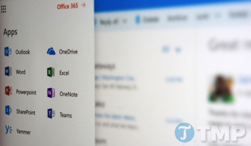 office 365 thiet ke lai giao dien web giup nguoi dung lam viec nhanh hon