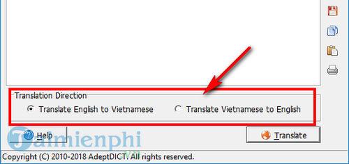 cach su dung english to vietnamese