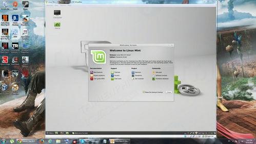 cach cai linux len may tinh su dung virtualbox