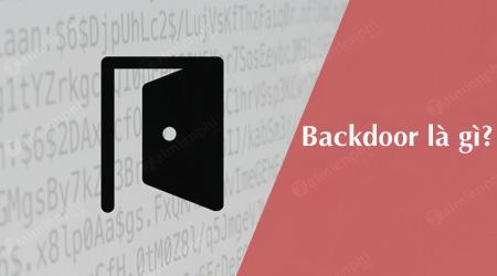 backdoor la gi