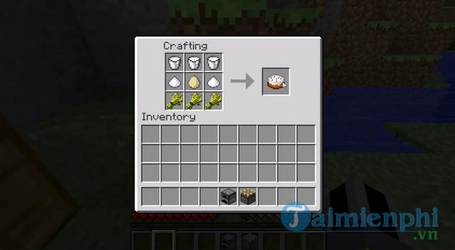 huong dan lam hang rao trong minecraft