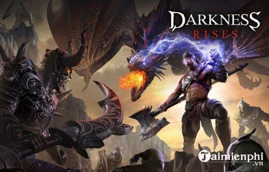 cach choi darkness rises tren pc bang gia lap android
