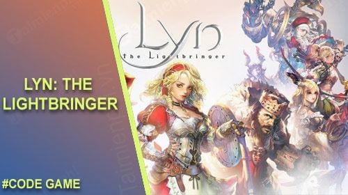 code lyn the lightbringer