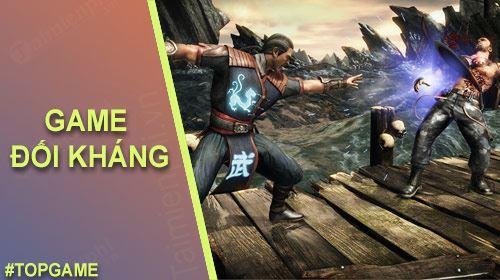 top game doi khang nhieu nguoi choi