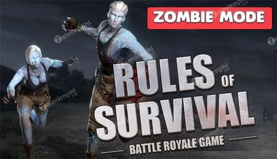 che do zombie trong rules of survival