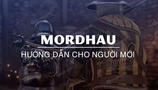 huong dan choi mordhau cho nguoi moi
