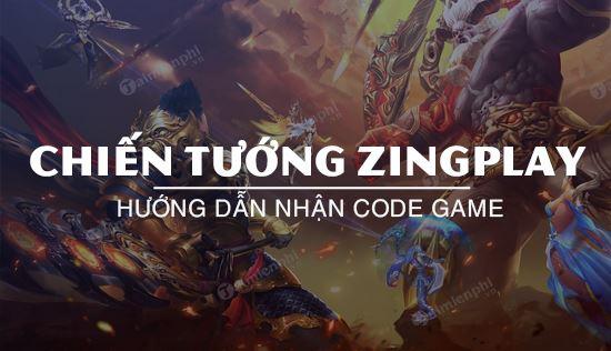 code chien tuong zingplay