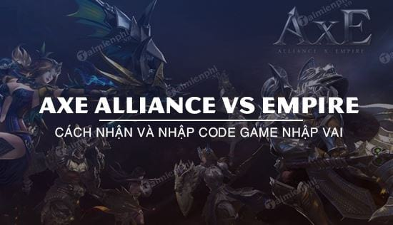 code axe alliance vs empire