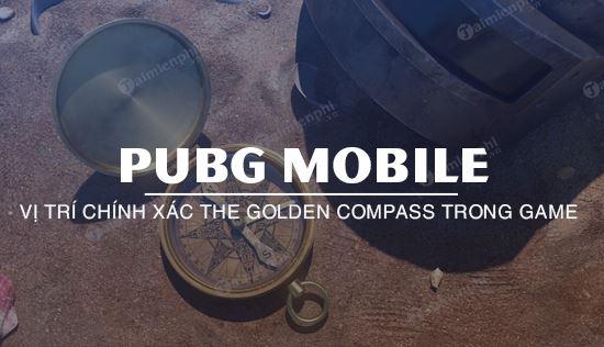 huong dan nhiem vu the golden compass pubg mobile