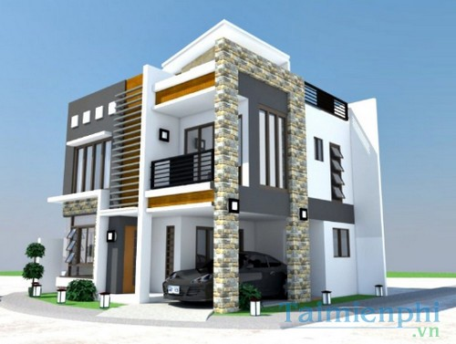 Ph n m m v s nh thi t k nh m t b ng for Design your own dream house online for free
