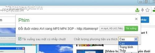meo download Video Clip và phim bang Coc Coc