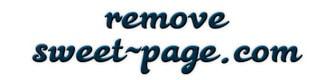 go bo trang sweet-page.com cho trinh duyet firefox va chrome