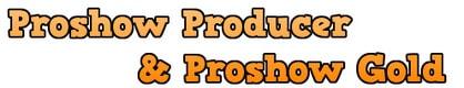 su khac nhau giua Proshow Producer va Proshow Gold