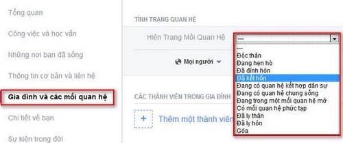 huong dan ket hon tren facebook