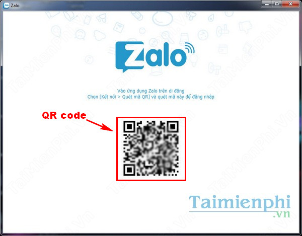download zalo cho laptop