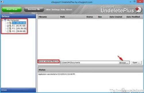 esupport undelete plus free download