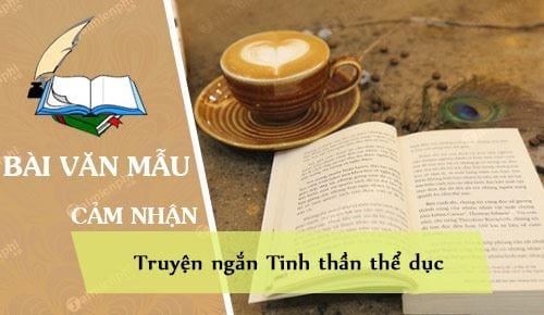 cam nhan truyen ngan tinh than the duc