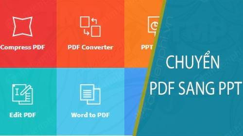 huong dan chuyen pdf sang ppt truc tuyen don gian nhat