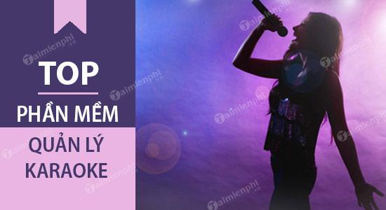 phan mem quan ly karaoke