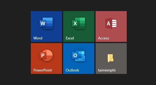 microsoft office co icon moi