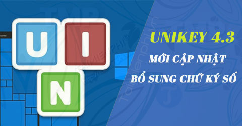 unikey 4 3 moi cap nhat bo sung chu ky so certificate