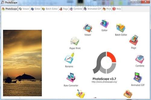 tim hieu phan mem chinh sua anh photoshop photoscape camera 360 paint net picsart gimp 3