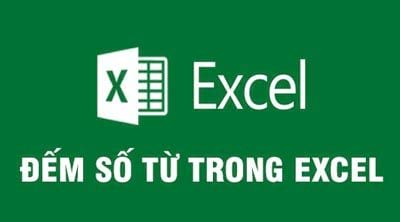 cach dem so tu trong excel trong o hang cot
