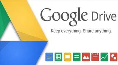 cach su dung google drive