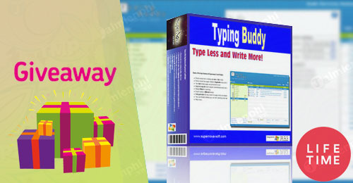 giveaway ban quyen mien phi typing buddy