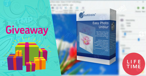 giveaway ban quyen mien phi easy photo unblur