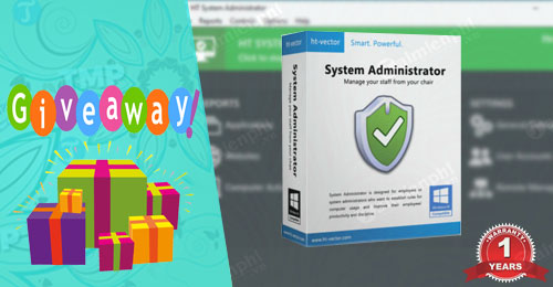 giveaway ban quyen mien phi ht system administrator
