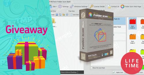 giveaway ban quyen mien phi mstech folder icon