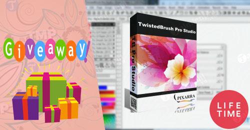 giveaway ban quyen mien phi twistedbrush pro studio