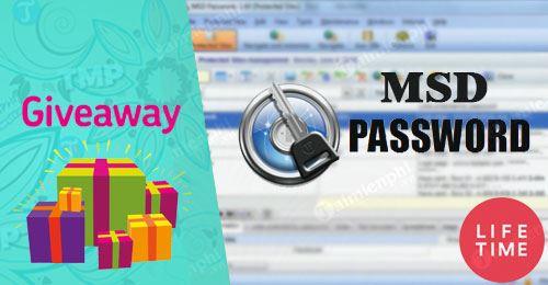giveaway ban quyen mien phi msd password