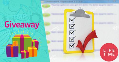 giveaway ban quyen mien phi unlimited clipboard by winutilities