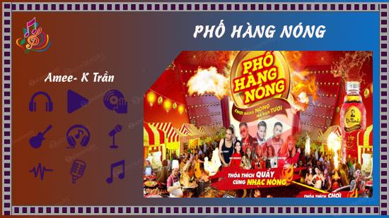 loi bai hat pho hang nong