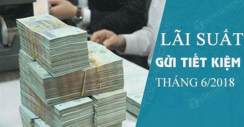 ls ngan hang nao cao nhat thang 6 2018