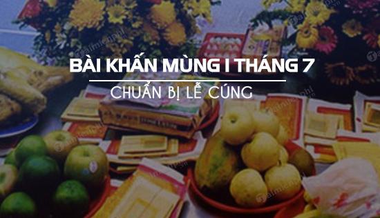 bai khan mung 1 thang 7